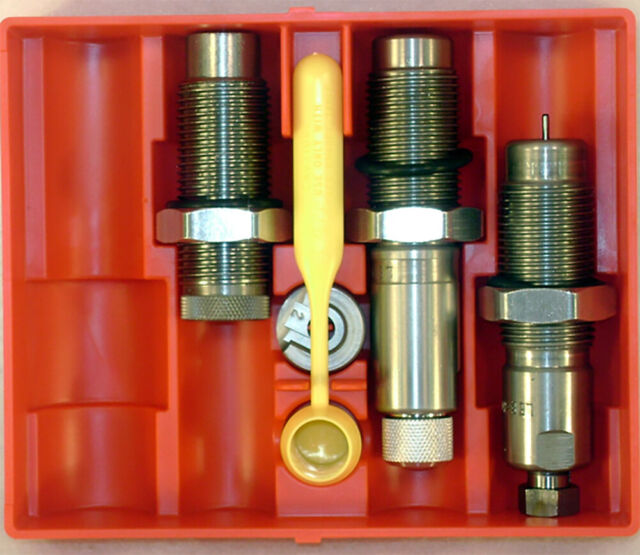 Lee Precision DELUXE 3 Die Set for 270 Win  # 90612   New!