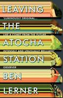 Leaving the Atocha Station by Lerner, Ben   Paperback Book   9781847086914   NEW