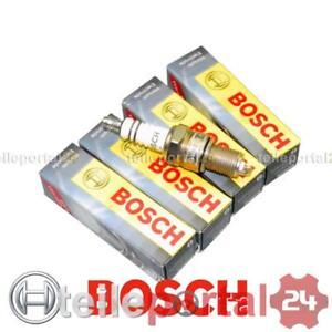 4x Opel Zafira B 1.6 Genuino Bosch Bujías Super