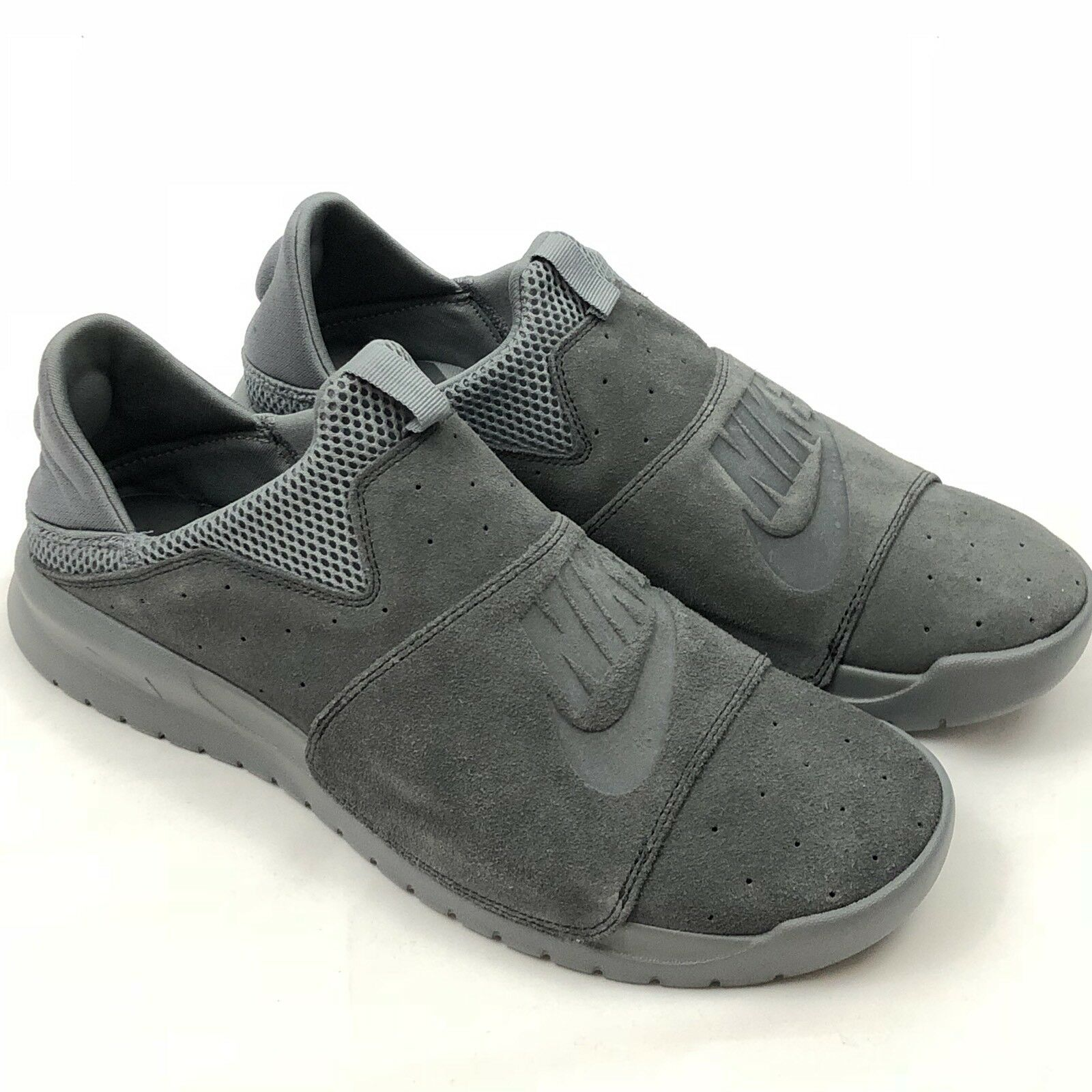 Nike antracite benassi scivolare Uomo scarpe antracite Nike / antracite 882410-004 6f4d31