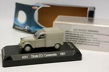 Solido 1/43 - Citroen 2CV Camionette 1951 Prototype solido ?