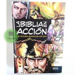 BIBLIA-INFANTIL-LENGUAJE-ACTUAL-LA-BIBLIA-EN-ACCION-COMICS-2018-ESPANOL