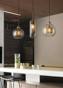Details About Led Chandeliers Kitchen Island Ceiling Light Lighting Pendant Lamp Copper Lights