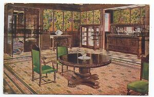 Image Is Loading 1912 Advertising Postcard A J Johnson Amp Sons Furniture