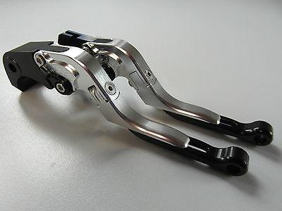 2004-2007 schwarz Bremshebel und Kupplungshebel Paar CBR 1000 RR SC57 CBR1000RR Bj