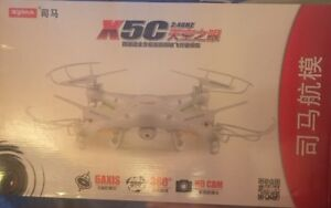 Syma X5C-1 Drone RC Quadcopter Explorers 2.4Ghz 4CH 6-Axis Gyro with HD Camera