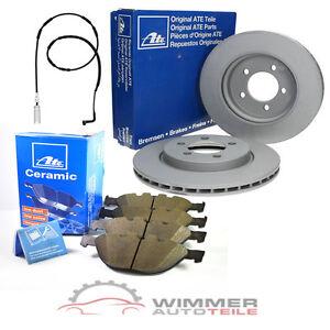 2x Bosch original Bremsbeläge Vorne und Hinten für Bmw 5er E60 520d