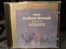 Mozart - Posthorn-Serenade  -Nikolaus Harnoncourt/Staatskapelle Dresden