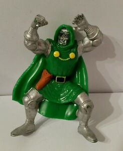 FANTASTIC-FOUR-Doctor-Doom-4-034-Action-Figure-Toy-Marvel-Yolanda-1996-Rare-Toy