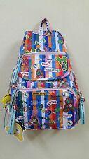 New Harajuku Lovers Small Shoulder backpack Canvas bag HL33