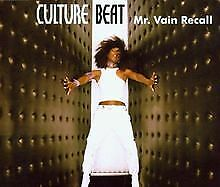 Mr-Vain-Recall-von-Culture-Beat-CD-Zustand-gut