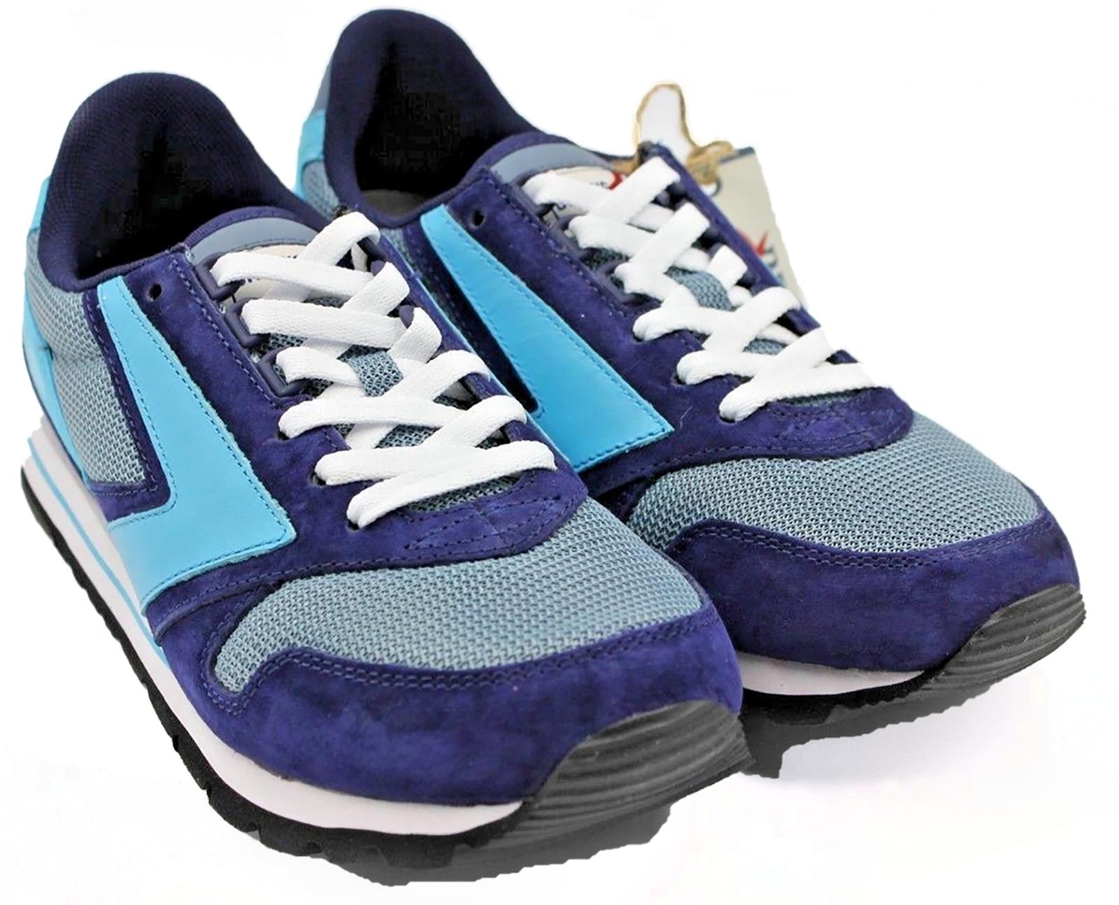 BROOKS Chariot River bluee bluee Mirage Evening bluee Men's Tennis shoes - NEW