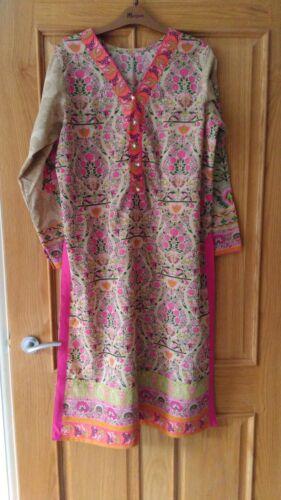 Sz Suit Bn Designer Karandi Orient Originale Stitched L xnUqZYw