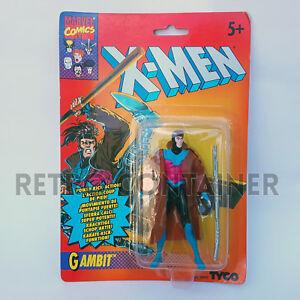 Gambit Tyco Import Vintage Action Figure NEW MOC X-MEN Marvel Toy Biz