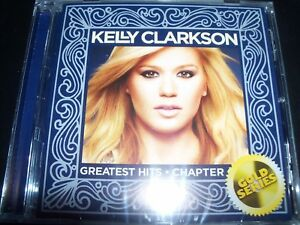KELLY-CLARKSON-Greatest-Hits-Chapter-One-Australia-Gold-Series-CD-New