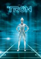 Tron Legacy Movie Poster 07 24x36