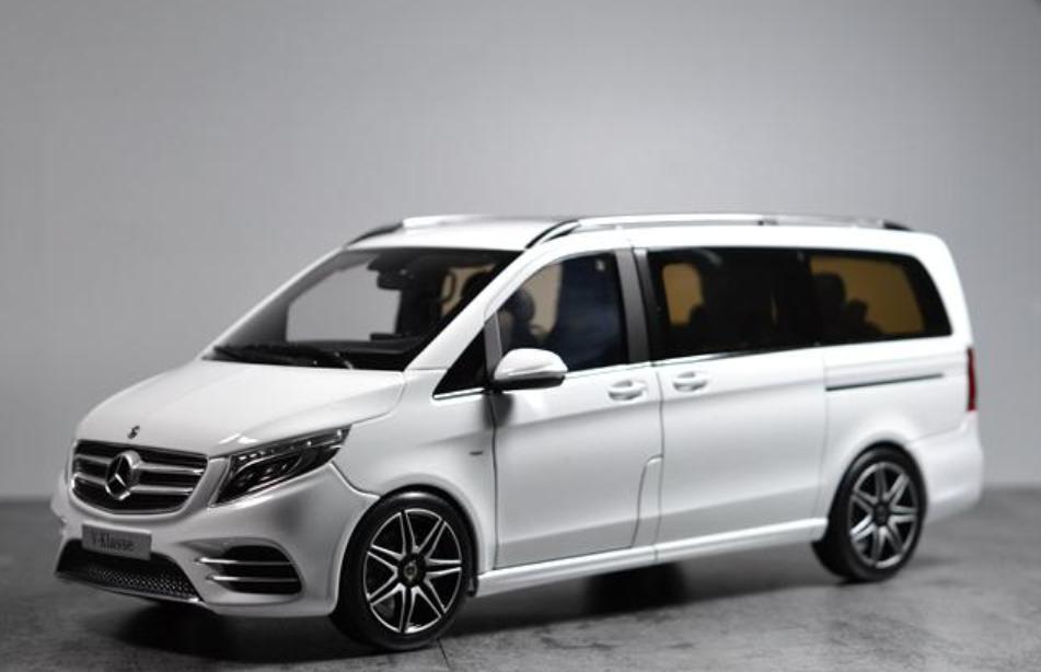 RARE 1 18 Dealer Edition Mercedes-Benz V-Class V-Klasse  Viano Vito (blanc) IN US  le prix le plus bas