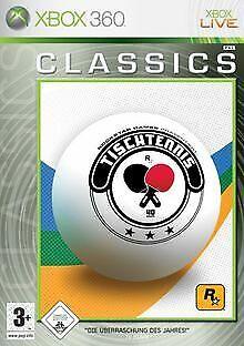 Rockstar Games präsentiert: Tischtennis [Xbox Classics... | Jeu vidéo | état bon