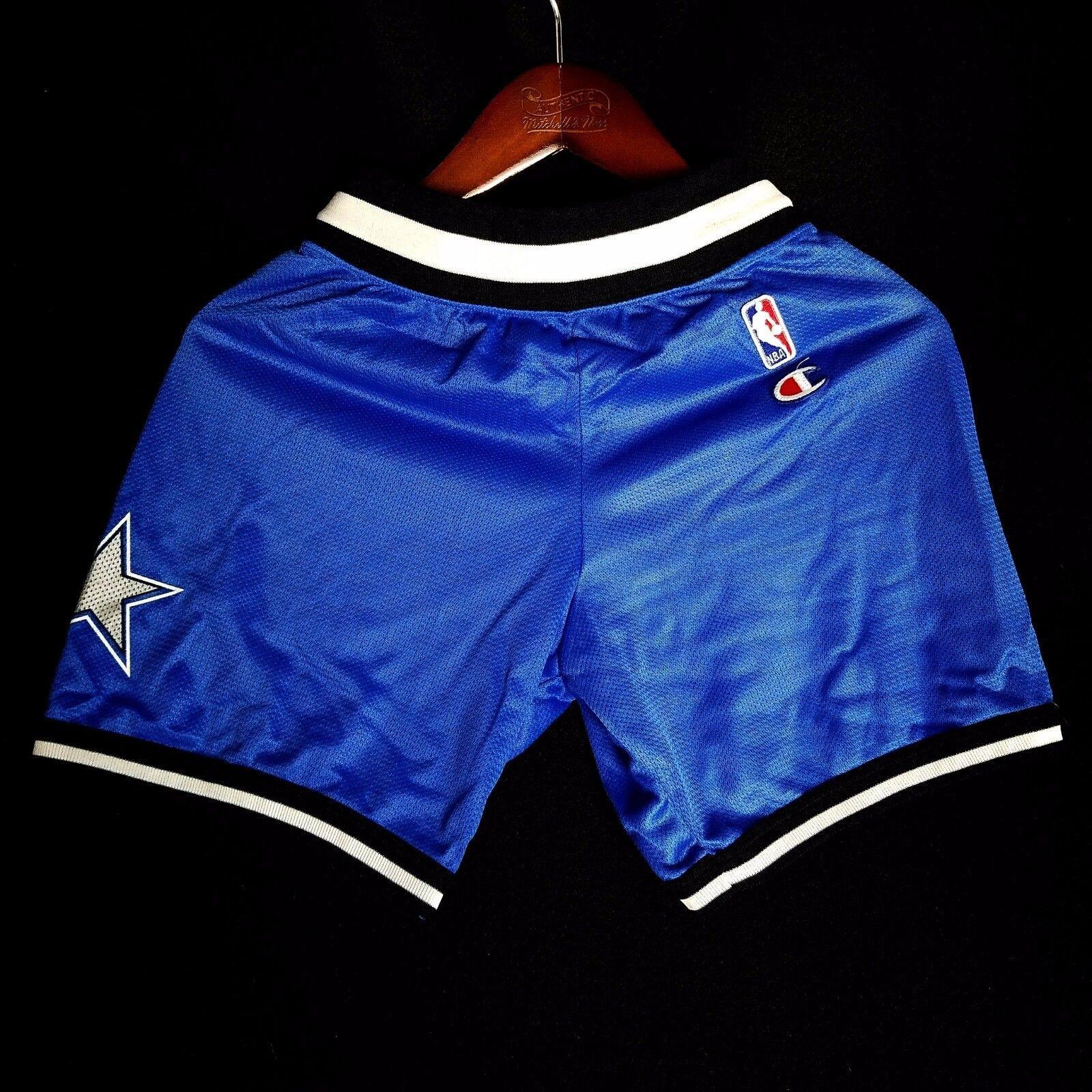 100% Authentisch Champion Orlando Magic Blau Blau Blau Shorts Größe Jugendliche L - Penny  | Lebhaft und liebenswert  38f67b