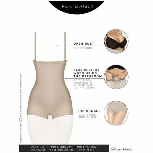 Fajas Colombianas Diane /& Geordi Levantacola Designed to be worn under dresses