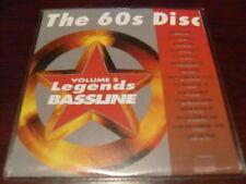 LEGENDS KARAOKE CD+G BASSLINE VOL 5 THE 60S DISC NEW SALE