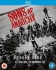 Sons of Anarchy Complete Season 5 Region BLURAY