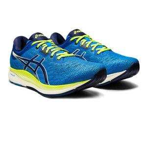 Asics-Homme-evoride-Chaussures-De-Course-Baskets-Sneakers-Bleu-Sport-Respirant