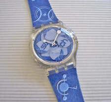 BLUE SATELITE! Space Art PUZZLE MOTION Jelly Swatch-NIB!