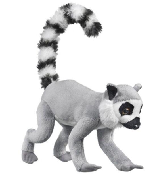 "8"" CC Ring Tailed Lemur Plush Stuffed Animal Toy - New"