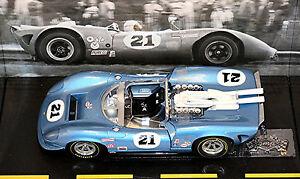 Lola-T70-Mario-Andretti-21-Can-Am-1968-blau-blue-metal-1-18-GMP