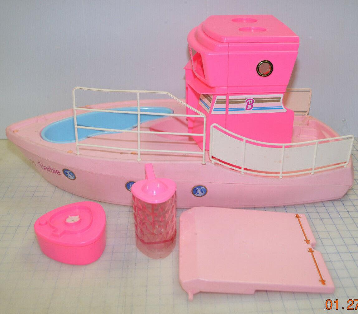 Barbie Dream Boat Playset with Blender 1992 Mattel Retro Vintage