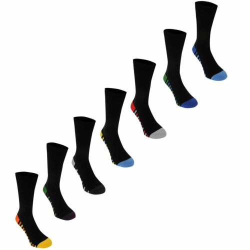Kangol Herren Formal 7 Pack Socken