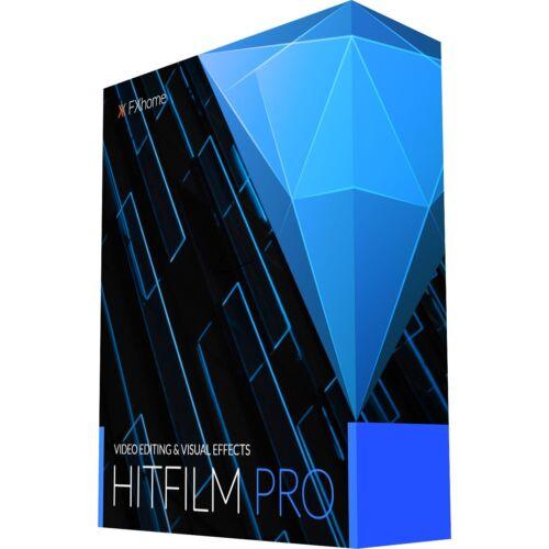 FXHOME HitFilm Pro 12.2