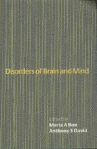 Disorders of Brain and Mind: Volume 1    Good  Book  0 Hardcover