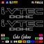 """thumbnail 10 - (2)x i-VTEC DOHC ivtec 11"""" emblem Vinyl Sticker Honda Civic Decal JDM drift 006"""