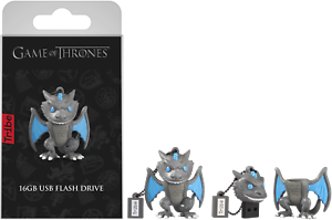 16GB Game of Thrones Viserion USB Flash Drive