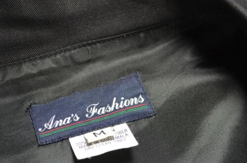 Colour leggera Sz Giacca Crop M Coat Ana's Nuovo Blazer Fiesta Messico Ricamato dqwxnBBzI