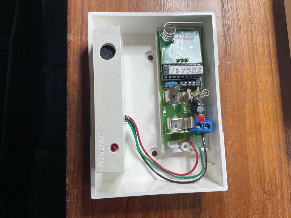Tilbehør, Visonic Powermax Pro