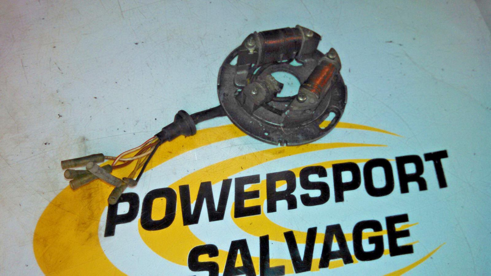 HIRTH Ignition Stator Plate Generator Coil 1CYL 292CC 300CC Moto Jet Moto Ski