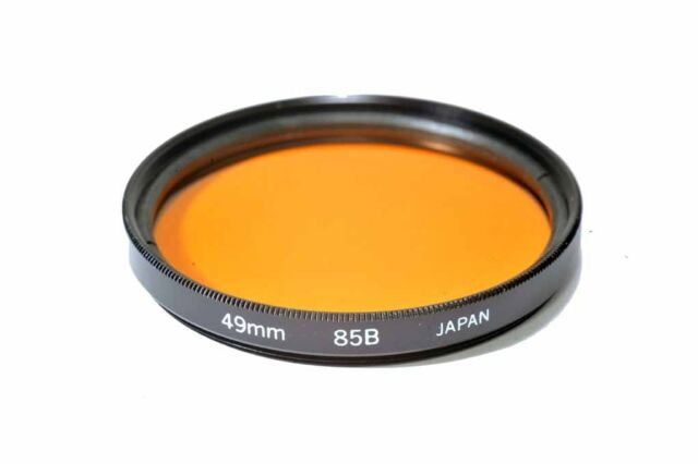 Tiffen 58mm 81C Filter
