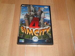 SIM-CITY-4-SIMULACION-DE-EA-GAMES-PARA-PC-PRIMERA-EDICION-NUEVO-PRECINTADO