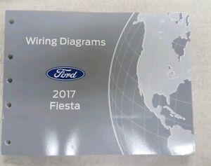 2011 ford fiesta wiring diagrams 2017 ford fiesta wiring diagram manual ebay  2017 ford fiesta wiring diagram manual