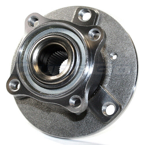 Axle Bearing and Hub Assembly fits 2004-2009 Smart Forfour Fortwo Cabrio  IAP//DU