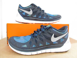 pretty nice c68d6 8fb59 Image is loading nike-free-5-0-print-womens-running-trainers-