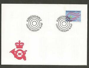 DENMARK-1987-The-8th-Gymnaestrada-in-Herning-FIRST-DAY-COVER