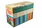 The Famous Five Complete Library Collection by Enid Blyton (2016, Peperback)
