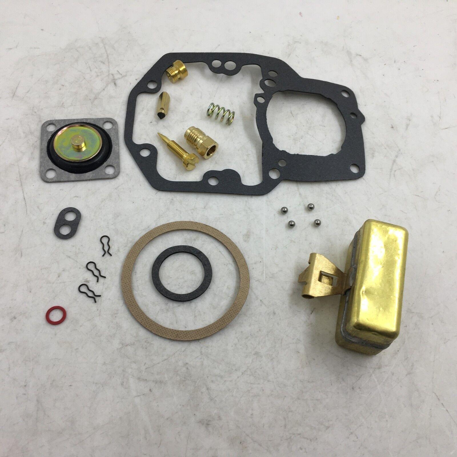 2 Pack Autolite 1100 1101 Diaphragm Cover Repair Plate Ford Mercury 1963-1969