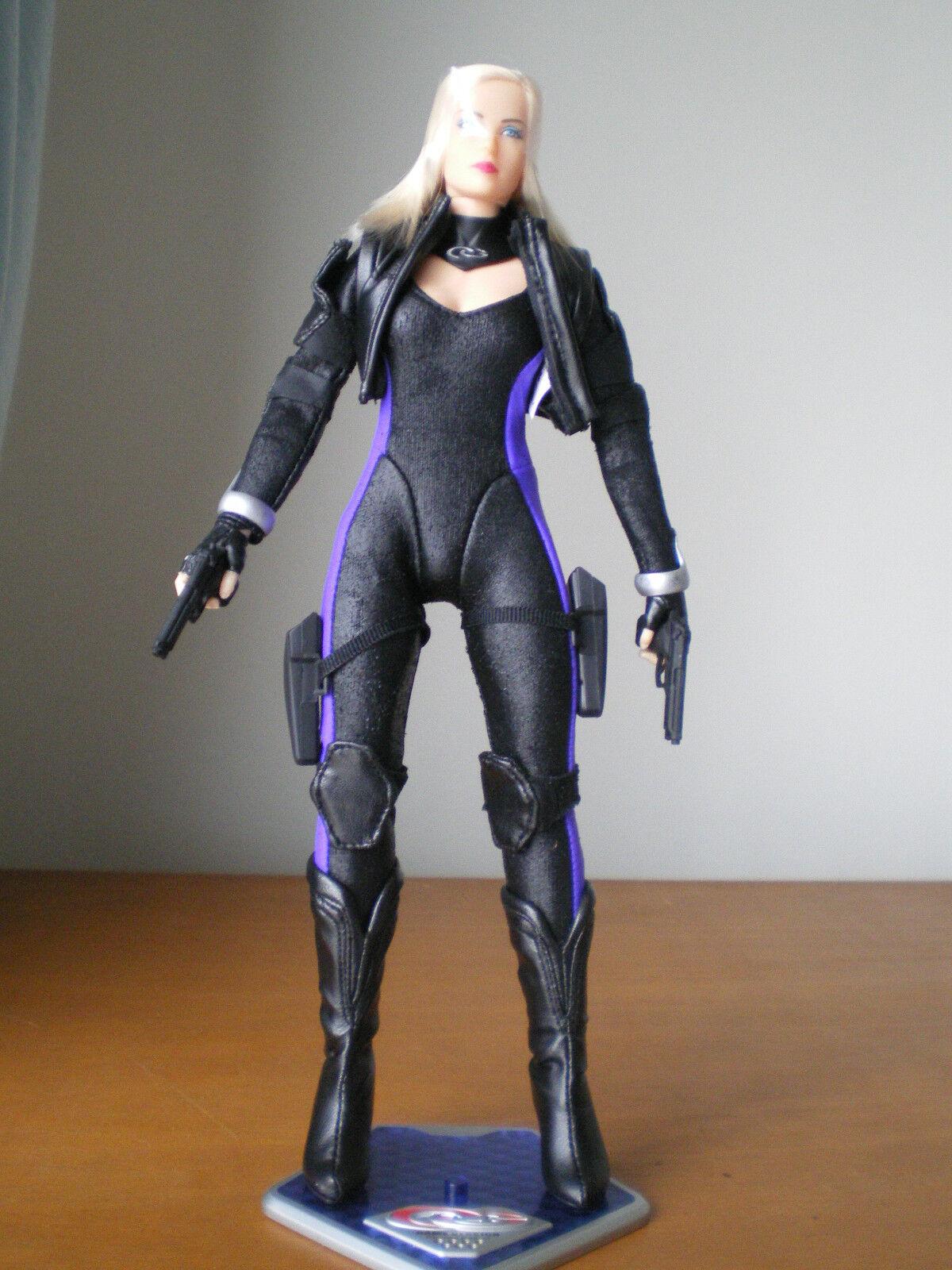 COOL GIRL - CG-01 ICE - 12 inch - PS2 / JAPAN exclusive figure KONAMI - SKY v2.0