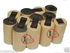 Akkupack für Black & Decker 14.4V 2000 mAh Ni-MH zum Selbsteinbau