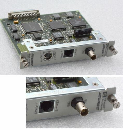 Network Card J2552 hp Plotter Designjet 600 650c 750c 755cm Printserver #Nw9